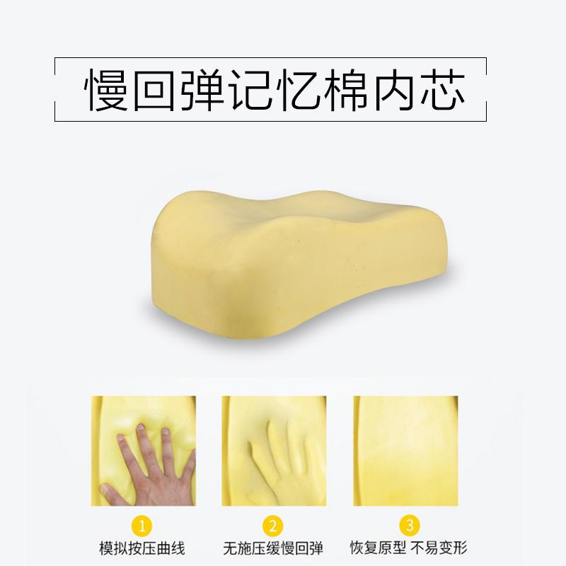 汽车扶手箱垫中央手扶箱增高垫通用型记忆棉多功能车内改装扶手垫
