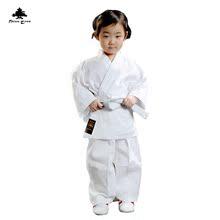 規格品尚武社松子ども空手衣男女成人白い衣装快適初心者トレーニング服