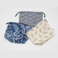 Matching products Single shot not shipped Japanese lunch box bag Cotton linen Insulation bag bundle pocket Lunch box bag