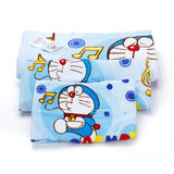 A dream home cotton towel towel towel adult children three-piece gift boxes with soft, absorbent towel