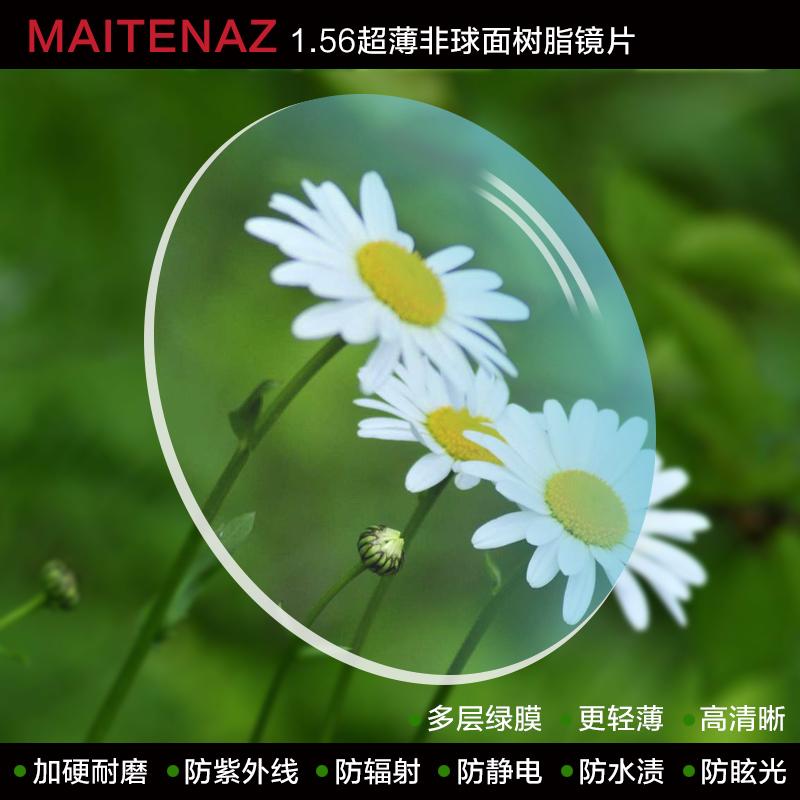 高清晰树脂镜片