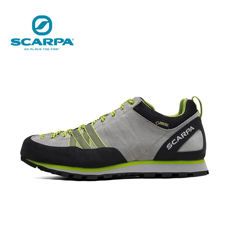 scarpa/斯卡帕crux关键户外登山鞋 GTX防水透气徒步鞋女72052-202