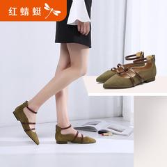 罗马风单鞋