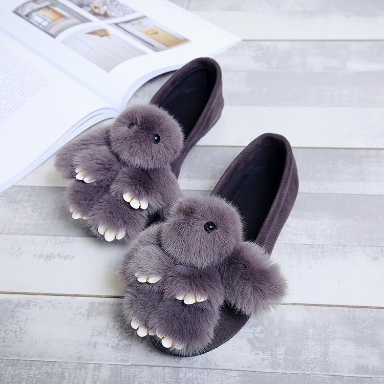 冬季卡通女鞋