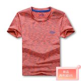 New children's quick dry clothes boys in the big children's speed dry T-shirt summer short-sleeved outdoor sports children's baby top