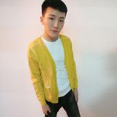 外套精神小伙韩版 针织衫 修身 快手网红毛衣男秋季开衫 潮流帅气线衣