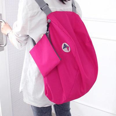 多功能可折叠男女士双肩背包户外学生超轻旅行包收纳袋韩版轻便