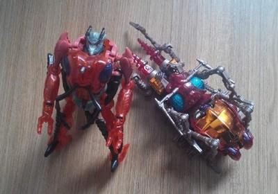 变形金刚BW超能勇士日版金属变体蚂蚁魔鬼全配现货