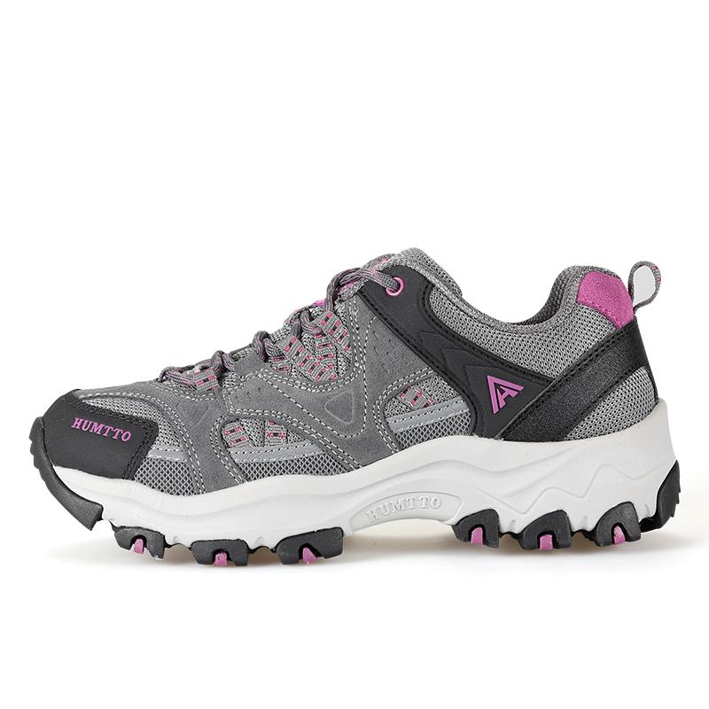 美国悍途登山鞋女春夏透气运动鞋旅游越野徒步鞋防水防滑户外鞋男
