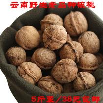 斤10斤5斤3新货栾川特产原味野生老树散装孕妇核桃坚果2018
