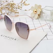 新款高清偏光女士太阳镜明星墨镜开车韩国眼镜长脸防紫外线