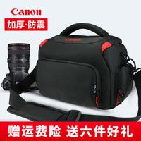 佳能单反相机包单肩摄影包