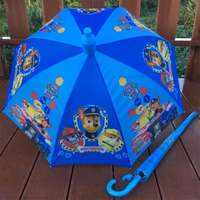 Cartoon Altman pupils kindergarten children long handle princess umbrella boys and girls children automatic umbrella large