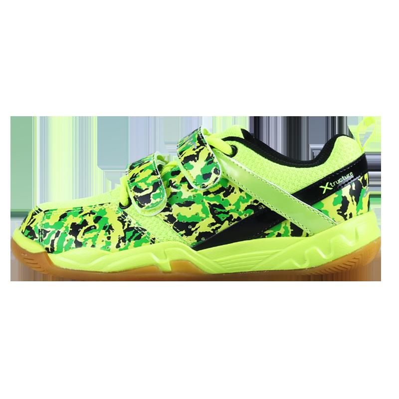 李宁夏季超轻透气儿童羽毛球鞋休闲耐磨防滑透气跑步运动鞋男女鞋
