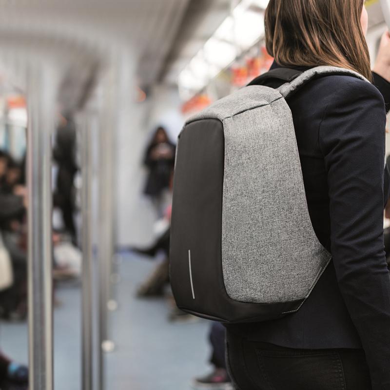 荷兰XD Design蒙马特防盗背包 15寸笔记本电脑包 上班族的保险箱