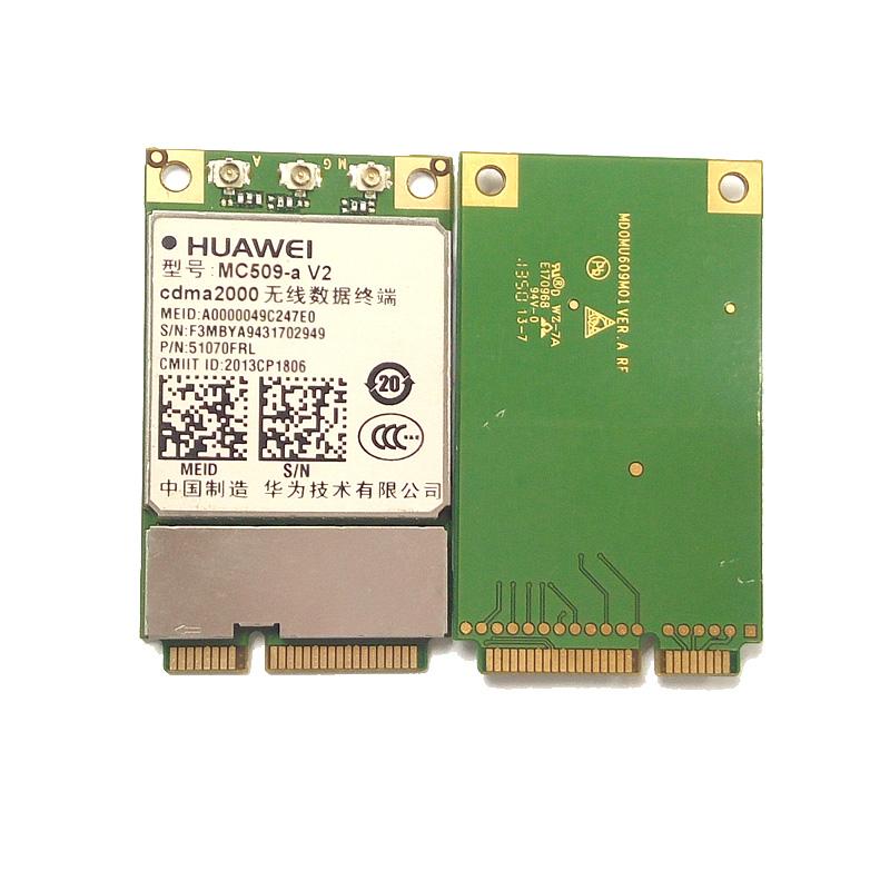 华为MC509-a MINI PCI-e接口 CDMA2000电信3G内置无线模块 EM660