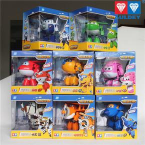 奧迪雙鉆超級飛俠第三季新款大號樂迪酷雷變形機器人玩具全套套裝