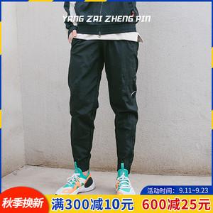 耐克裤子男新款收口运动裤小脚裤束脚长裤 AR9895-AJ3940-013-010