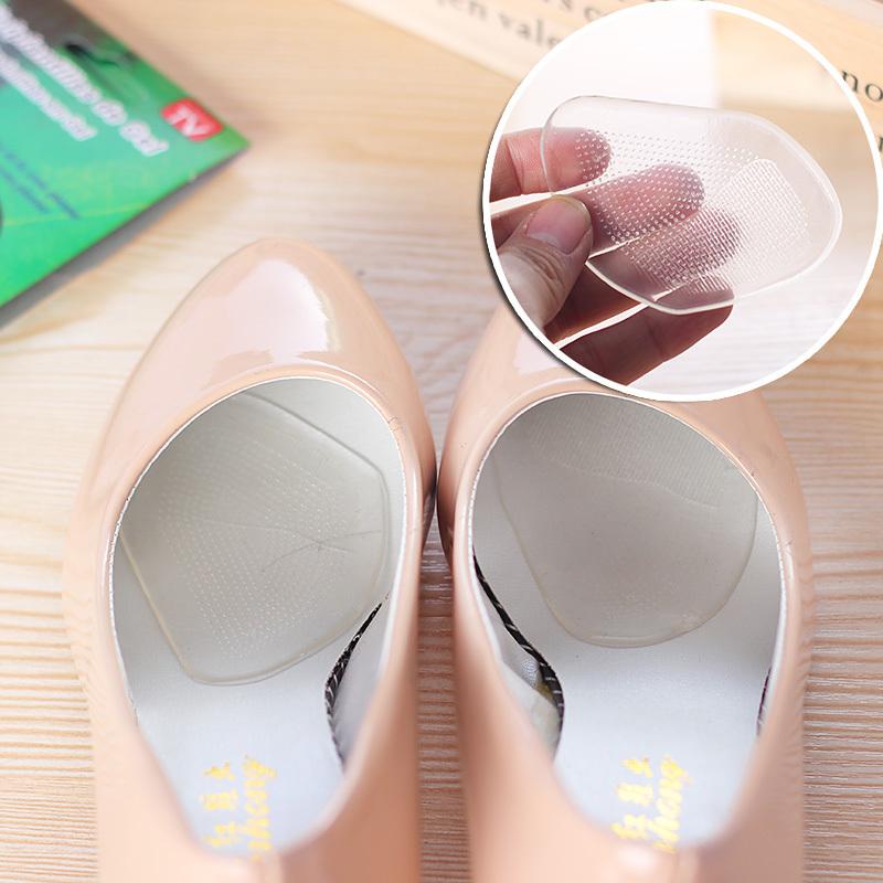 高跟鞋透明隐形鞋垫