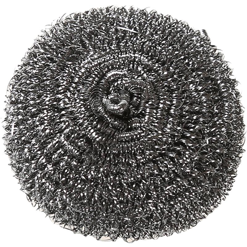 不锈钢刷锅清洁球钢丝球洗碗刷子擦锅球厨房用品去污锅刷铁丝球
