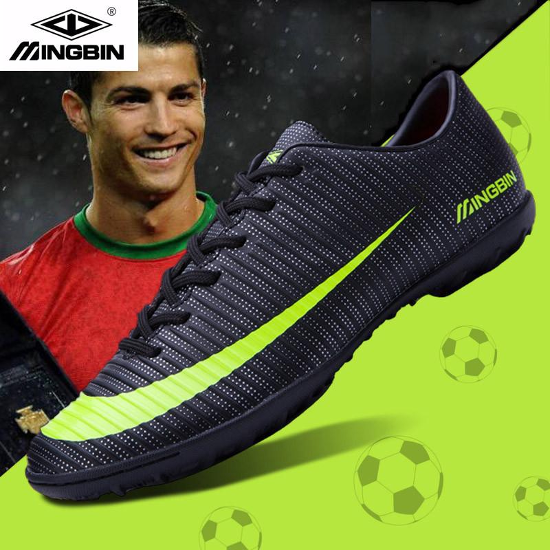 足球鞋男c罗