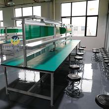 配台 防静电工作台流水线操作台桌子检验维修工作台车间生产线装图片