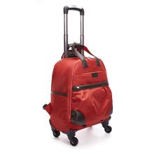 拉杆包双肩旅行包手提旅行袋多功能大容量商务旅游出差行李袋背包