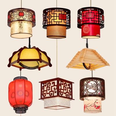 新中式仿古客厅餐厅灯铜灯别墅全铜大吊灯复式楼大厅西班牙云石灯专卖店