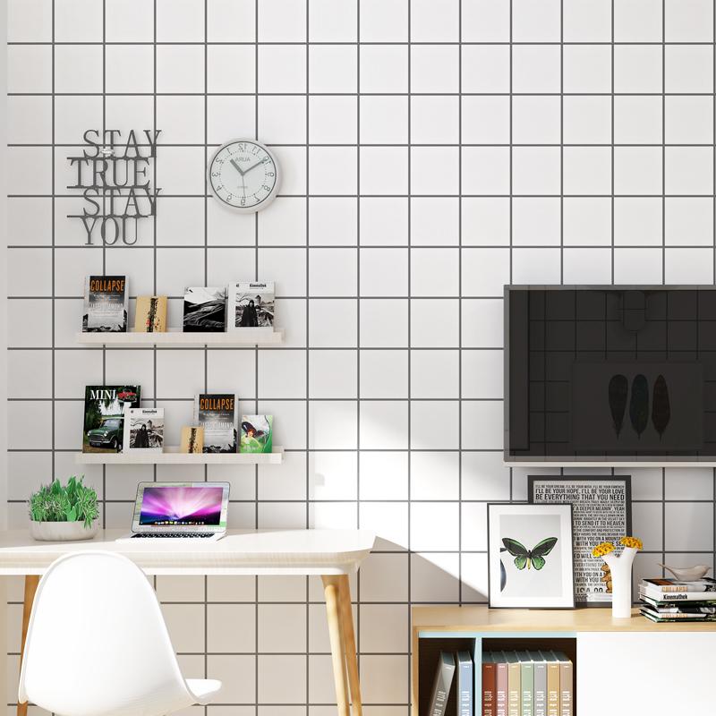 韩版墙纸壁纸