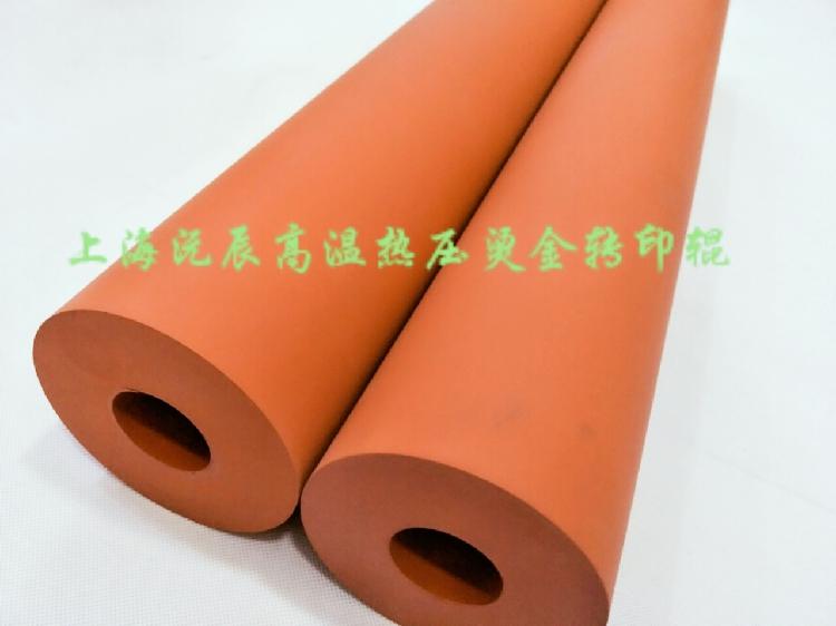 【上海沅辰】大量供应 韩国原装进口原材料 超耐用 烫金轮 硅胶辊
