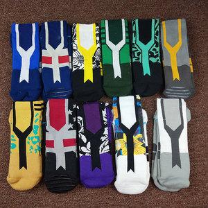 6双40元 二等品瑕疵款一代ST559系列毛巾底加厚中长筒篮球袜