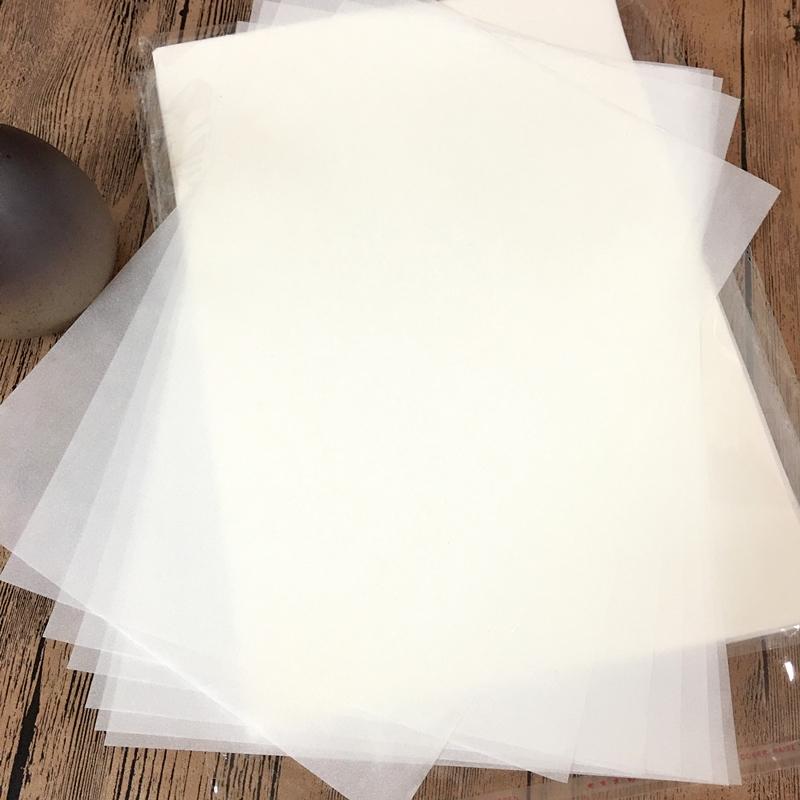 A4离型纸 格拉辛底纸 防粘纸 膏药底纸 硅油纸 防潮纸 可定制规格