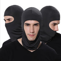 Headgear male riding mask sunscreen face hood kart motorcycle windshield cold caps dustproof helmet lining