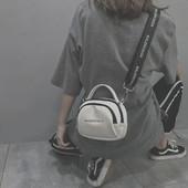 小包包女2018新款潮韩版百搭ins超火学生斜挎港风时尚honey蹦迪包