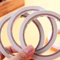 Double-sided adhesive strong ultra-thin hand paper tape sticker hand account surrounding tape decorative adhesive tape paper correction tape