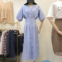 韩国ulzzang长裙连衣裙