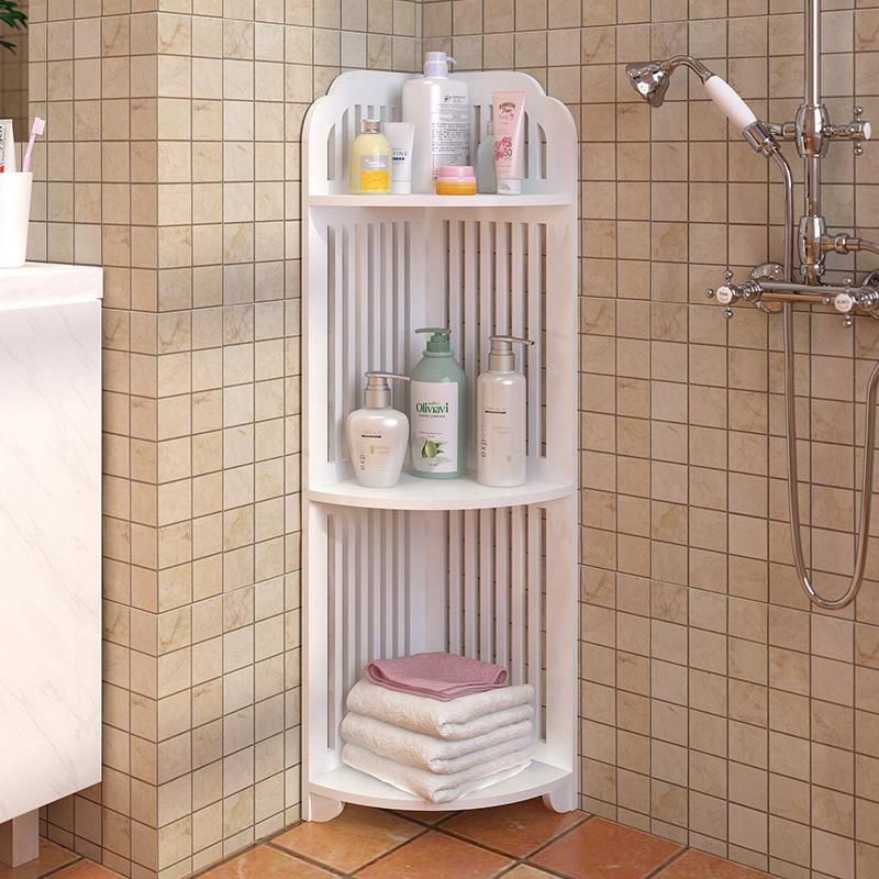 置物架卫生间置地式洗漱台