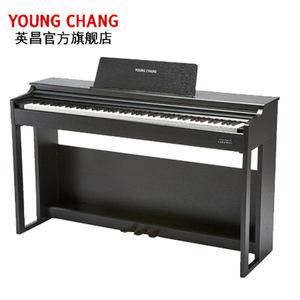 英昌电钢琴 KC60 88键重锤渐进式力度键盘 家用 考级 时尚外观