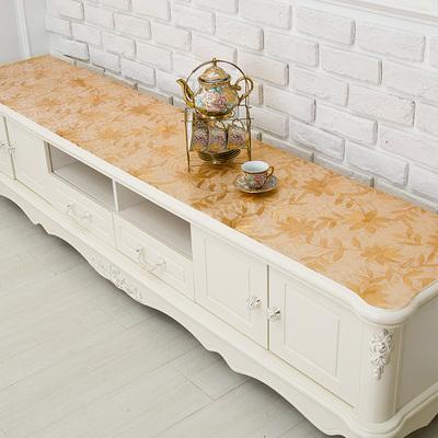 电视柜垫子PVC桌布防水茶几垫软塑料玻璃透明pvc水晶板垫