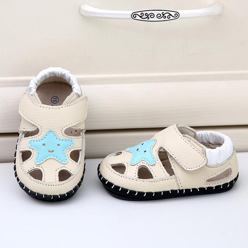 宝宝手工学步鞋