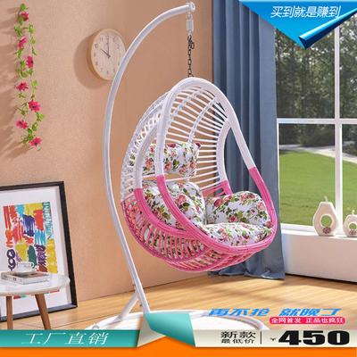 摇椅秋千 吊篮藤椅 成人 室内鸟巢单人小 经济型公主懒人特价吊椅