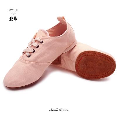北舞粉色大底加厚软底芭蕾舞蹈鞋教师鞋爵士鞋名族舞鞋肚皮舞鞋