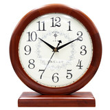 Polaris Real Jupiter Clock Living Room European Quiet Clock and American Retro Large Bedroom Clock Pendulum