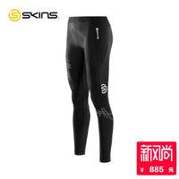 SKINS思金斯A400速干跑步压缩长裤女运动健身瑜伽高弹力紧身裤子