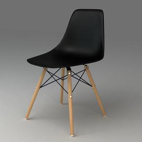 电脑椅家用简约现代椅子电脑椅休闲椅咖啡厅椅办公职员椅座椅凳子