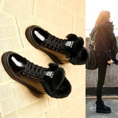 英伦时尚棉鞋