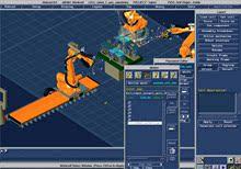 Robcad9.0 工业机器人 编程软件教程 Kuka库卡Fanuc abb 安川