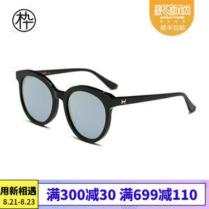 木九十SM1720054专柜同款时尚大框太阳眼镜偏光潮墨镜男女