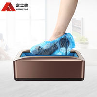 Smart shoe cover machine home automatic new living room disposable foot cover shoe film machine cover shoe machine shoe cover box automatic