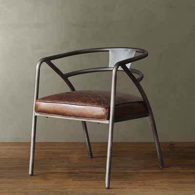 美式乡村椅子铁